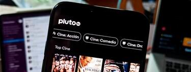 Aplicaciones para ver películas y series gratis: Pluto TV, Vix, Rakuten TV...