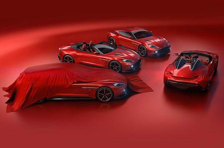 Aston Martin Vanquish Zagato gama