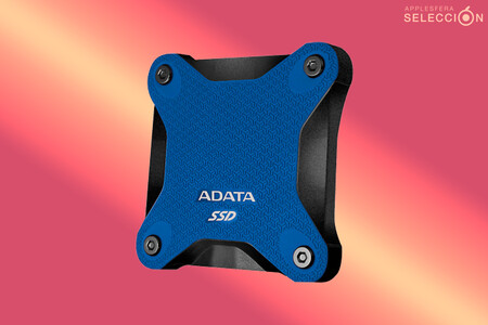 Copias de seguridad de tu Mac a alta velocidad con el SSD portátil de 480 GB Adata SD600Q a 59,99 euros en Amazon y MediaMarkt