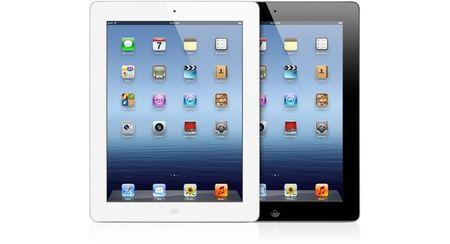 El precio del nuevo iPad