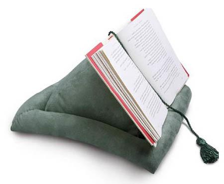Regalos para navidad accesorios para el buen lector i - Cojin lectura cama ...
