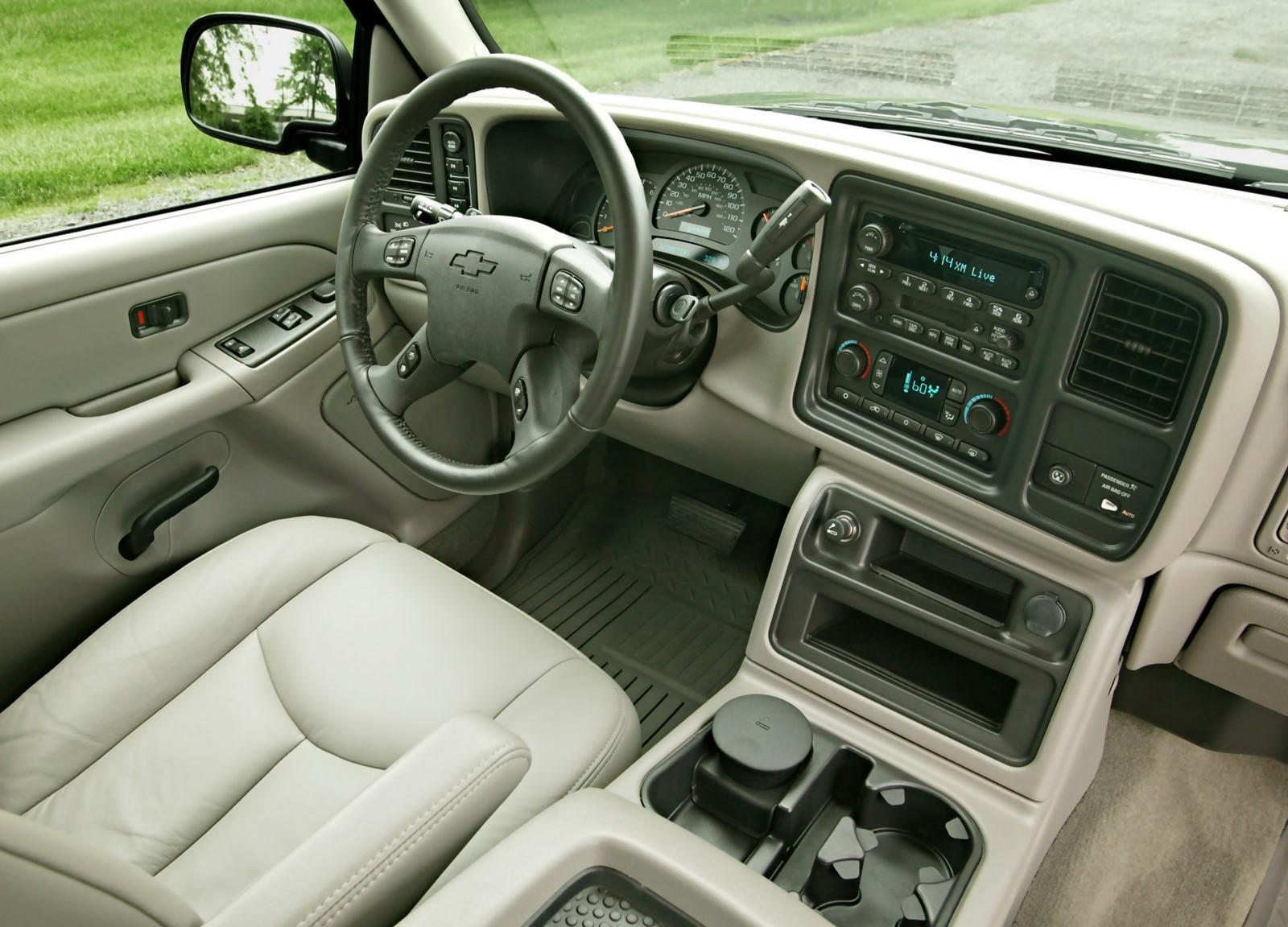 Foto de Chevrolet Silverado híbrida 2005 (2/4)