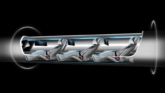 Foto de Hyperloop Transportation Technologies (4/10)