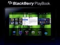 Blackberry PlayBook tendrá versión de 64 GB y gran batería