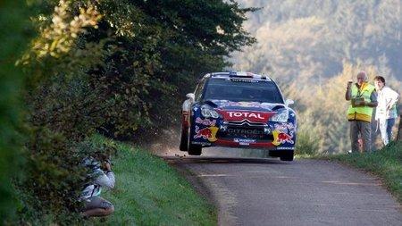 Rally de Alsacia 2011: Sébastien Ogier planta cara (Actualizado)