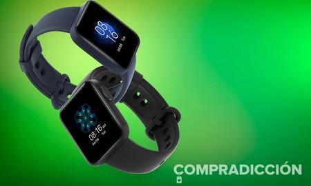 Más barato imposible: el Xiaomi Mi Watch Lite sólo te costará 39,99 euros con el cupón XIAOMI20OFF de eBay