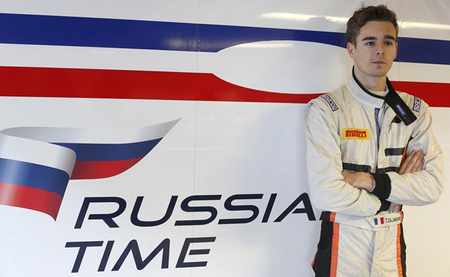 Tom Dillmann competirá en la GP2 con RUSSIAN TIME