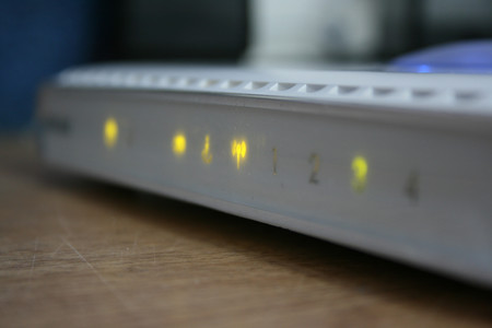 Router Modem Internet