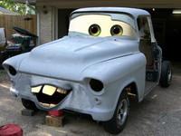 """Colección de """"photoshops"""" estilo Cars (la película de Pixar)"""
