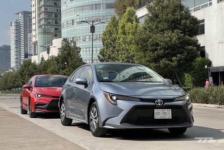 Toyota Corolla Hybrid Vs Se Mexico Ahorro Opiniones 10