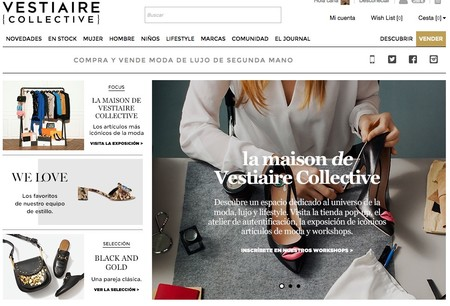 Vestiaire Collective Portal