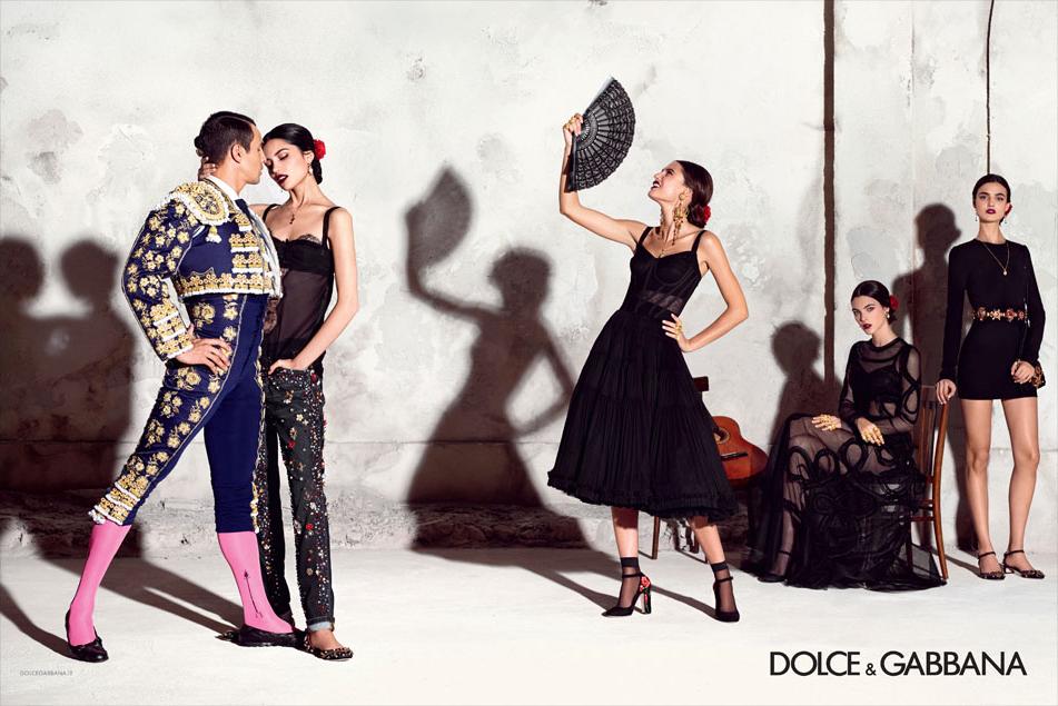 Foto de Dolce & Gabbana campaña Primavera-Verano 2015 (8/11)