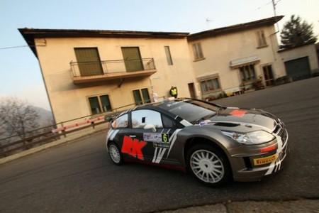 Robert Kubica correrá el Europeo de Rallyes con Citroën