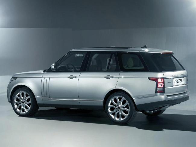 Range Rover 2013 lateral
