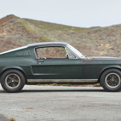 Foto 2 de 10 de la galería ford-mustang-bullitt en Motorpasión