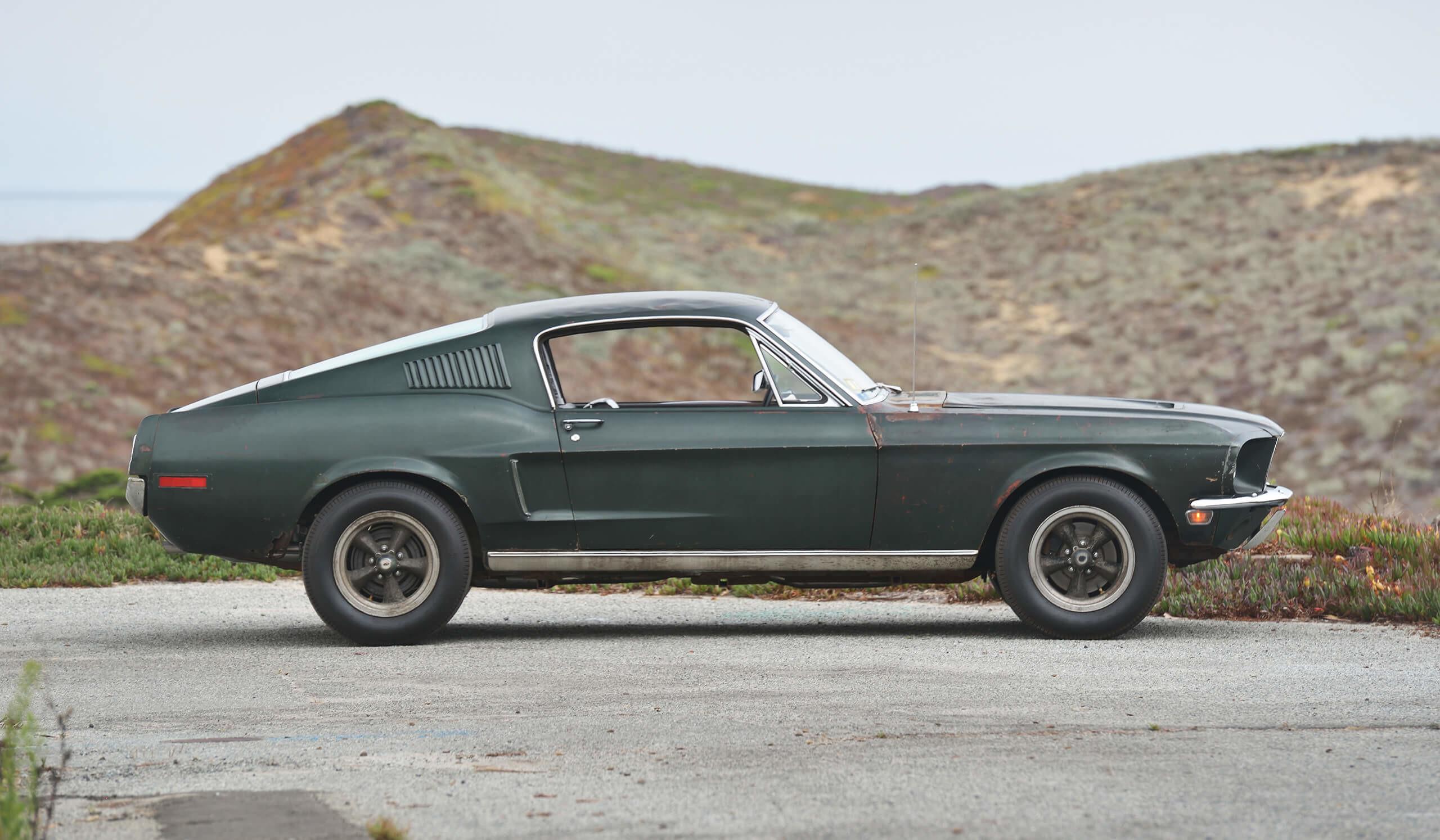 Foto de Ford Mustang Bullitt (2/10)