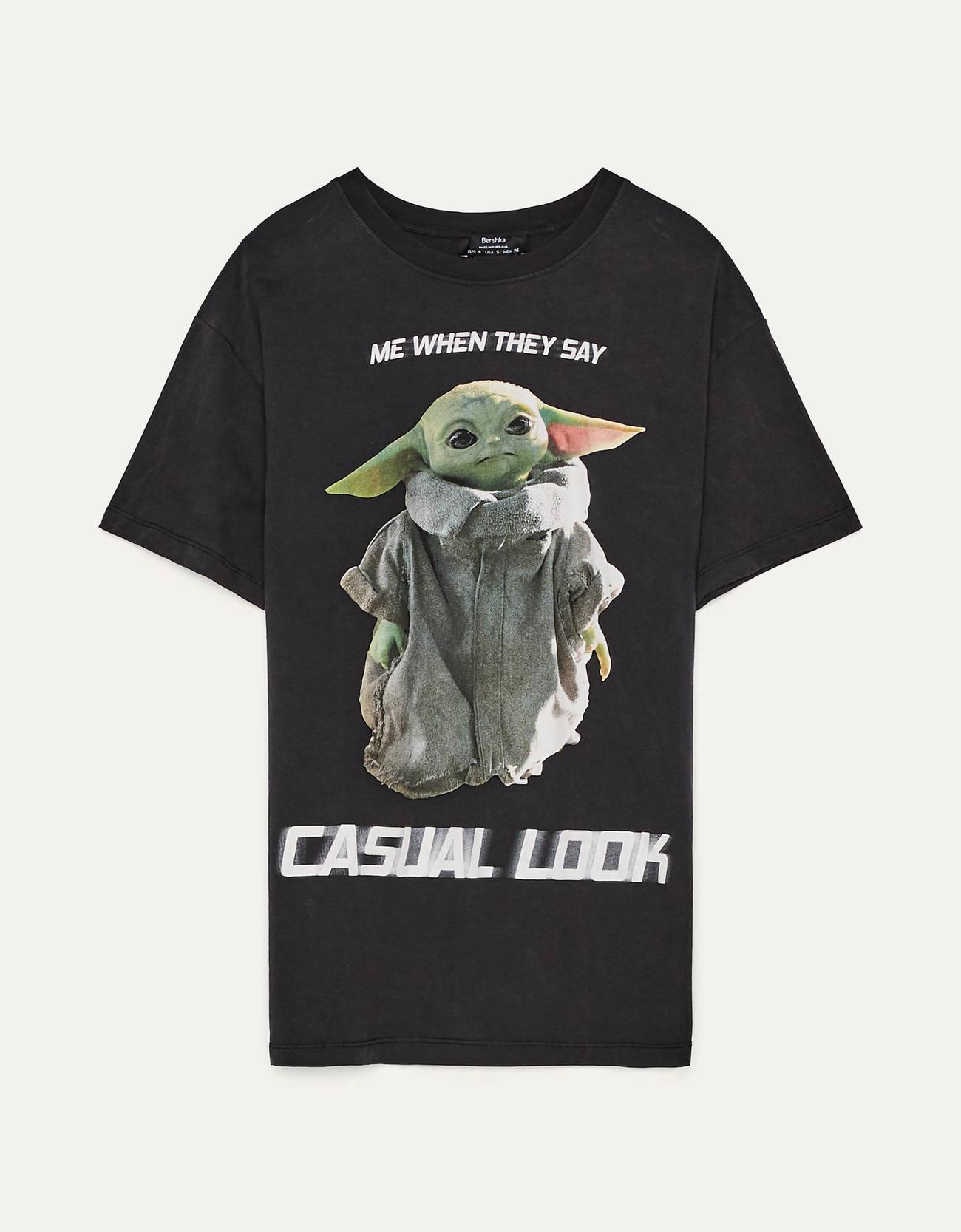 Camiseta Star Wars.