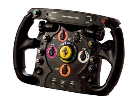 Volante Ferrari para Trustmaster T500 RS y F1 2011