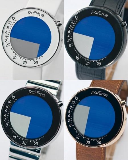 Reloj Digital Partime Swiss Edition 1