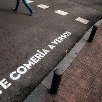 Versos al paso o cómo Madrid volverá a convertirse en arte poético gracias a ti