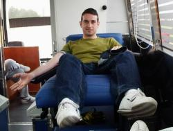 !Donar sangre es donar vida!