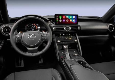 Lexus Is 500 F Sport Performance 2022 1600 1b