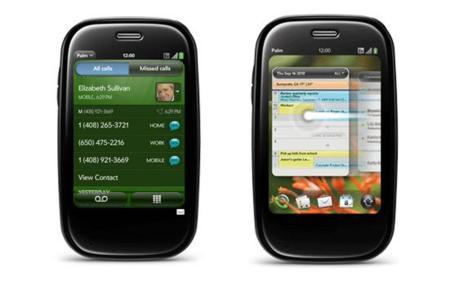 Palm webOS 1.4 disponible para las Palm Pre de Movistar
