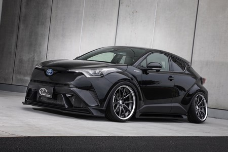 Toyota C Hr Tuned By Kuhl Racing