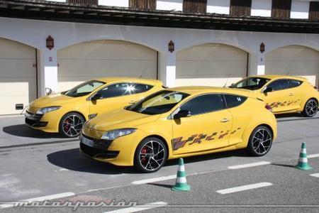 Renault Mégane RS, presentación y prueba en el Circuito Ascari (parte 1)