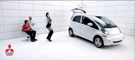 "Como tratar la ""electrofobia"" según Mitsubishi"