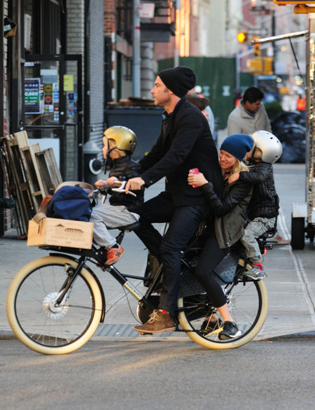 Liev Schreiber cycle style