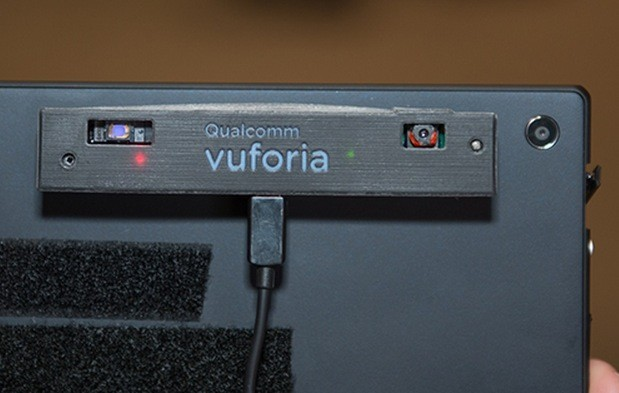 Qualcomm Vuforia