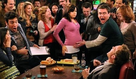 Alyson hannigan embarazada