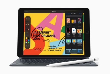 """iPad de séptima generación: el tablet """"más barato"""" de Apple gana soporte para iPadOS y accesorios para mayor productividad"""