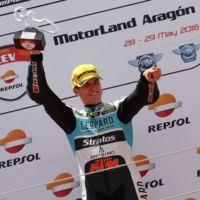 Marcos Ramírez correrá el mundial de Moto3 durante todo lo que queda de temporada
