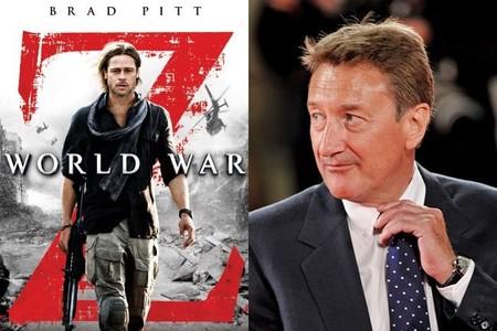 Steven Knight escribirá 'Guerra Mundial Z 2' para Brad Pitt y J.A. Bayona