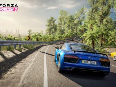 La demo de Forza Horizon 3 ya está disponible en Xbox One