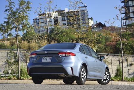 Toyota Corolla Hybrid 2020 6