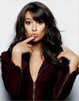 Lea Michele se nos pone calentorra en su nuevo vídeo