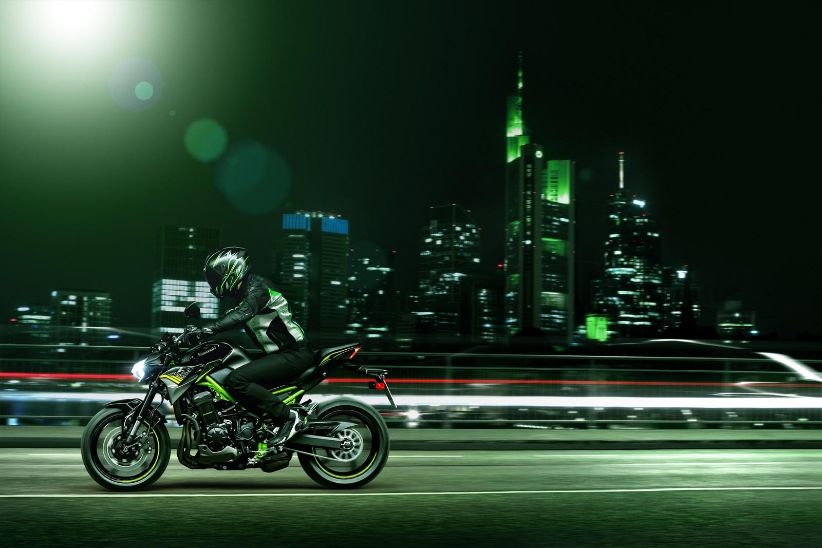 Foto de Kawasaki Z900 2020 (14/31)