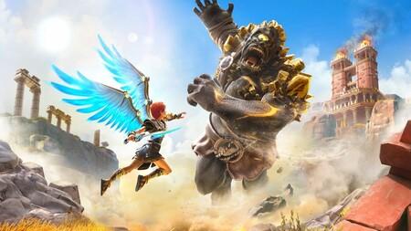 'Immortals Fenyx Rising' para PS5 está en su precio más bajo de Amazon México, disfruta de una de las obras de Ubisoft por 604 pesos
