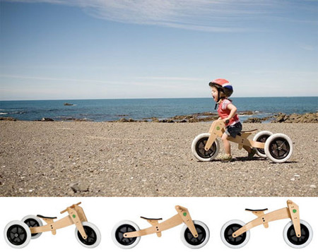 Wishbone Bike: 3 bicis en 1
