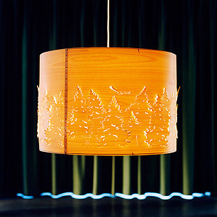 Las lámparas de Cathrne Kullberg