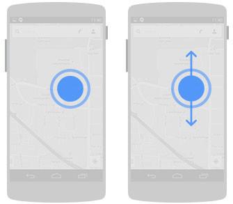 Nuevos gestos en Android 4.4