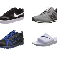 Chollos en tallas sueltas de zapatillas New Balance, Nike o The North Face en Amazon