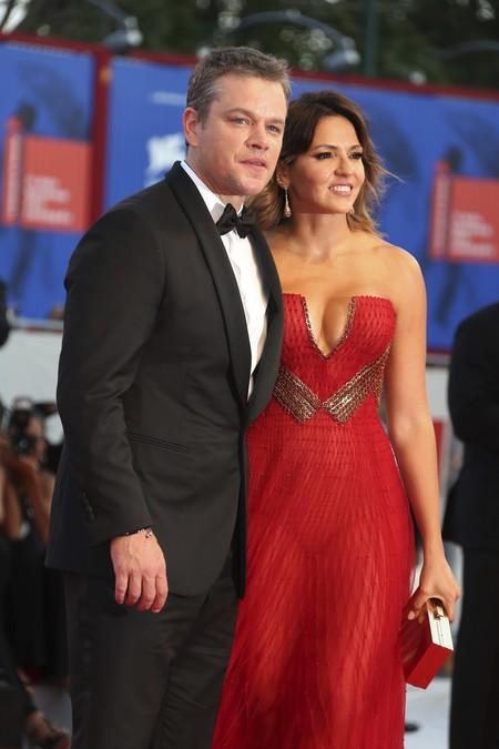 Matt Damon inaugura el Festival de Cine de Venecia con un perfecto smoking