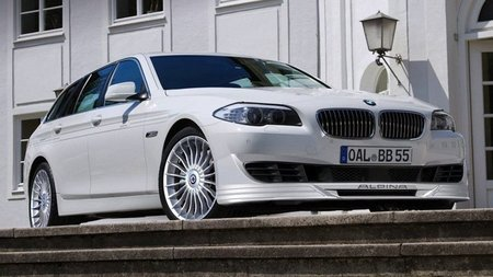 BMW Alpina B5 Biturbo Touring