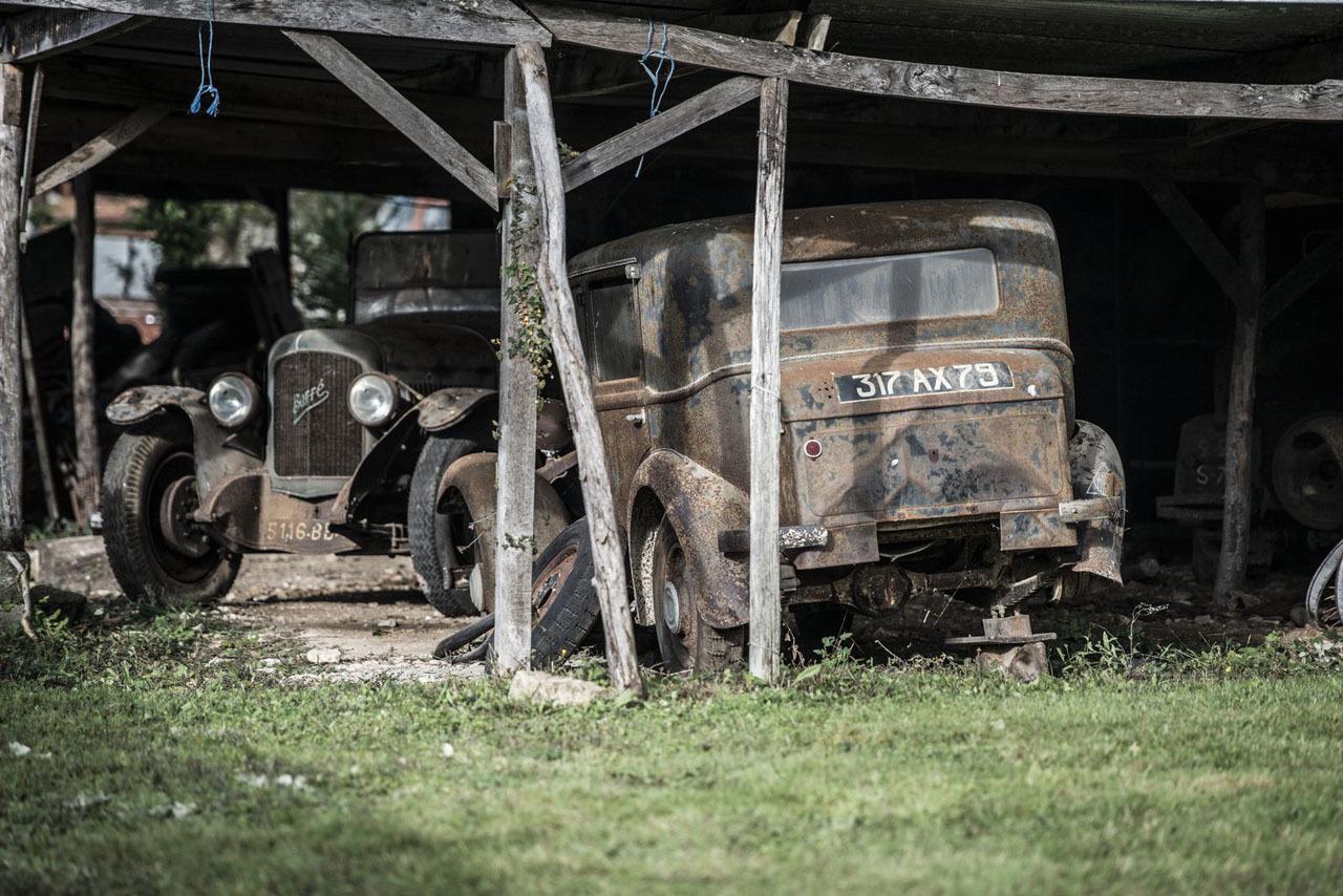 Foto de Descubren más de 100 clásicos en un granero francés (12/27)