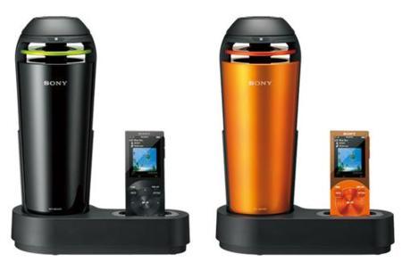 Sony presenta nuevos docks para sus reproductores Walkman, portátiles y con conectividad WiFi