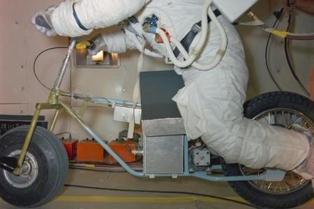 Moto Electrica Espacio 4